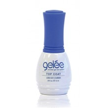 Топ гель для гель-пудры Gelee Gel Top Coat, 15 ml